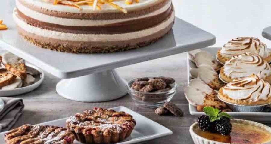 Desserts at The Artisan Dallas