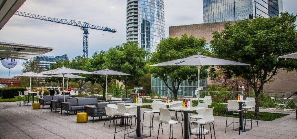 Terrace Bar at The Artisan Dallas