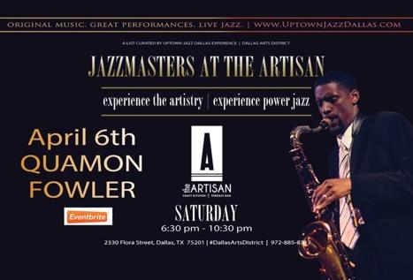 Jazz show at the ARTISAN
